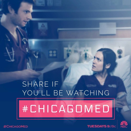 "Chicago Med Recap 5/10/16: Season 1 Episode 17 ""Withdrawal"""