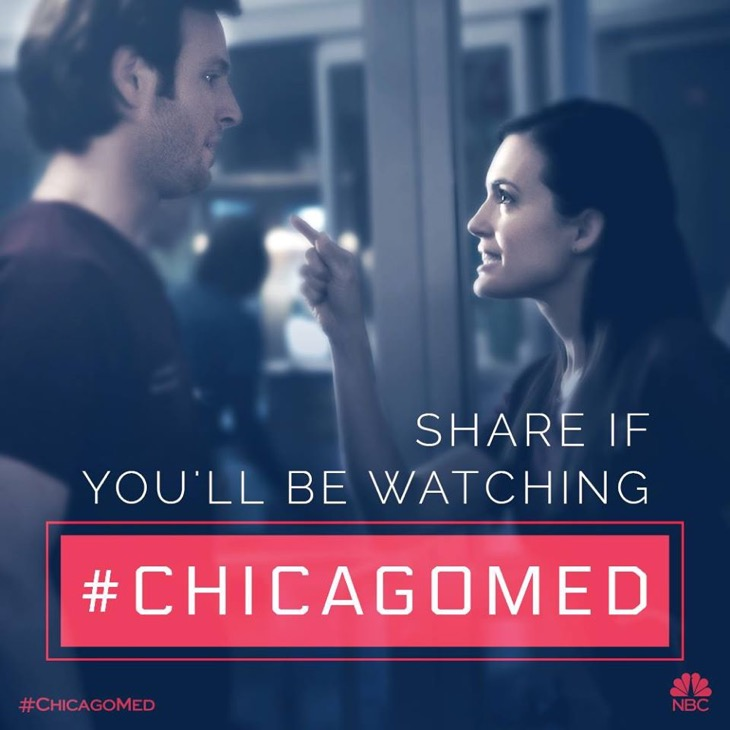 "Chicago Med Live Recap: Season 1 Episode 10 ""Clarity"""