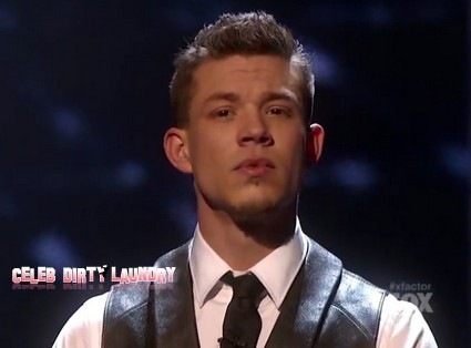 Chris Rene The X Factor USA 3rd Place Winner Singing 'Have Yourself A Merry Little Christmas' (Video)