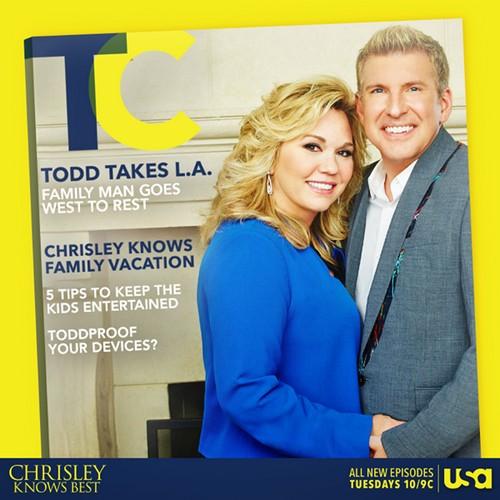 "Chrisley Knows Best Recap 11/11/14: Season 2 Episode 7 ""California Chrisleys"""