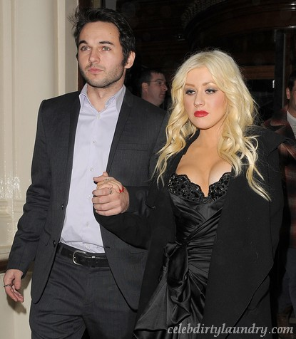 Christina Aguilera & Boyfriend Matthew Rutler Arrested!