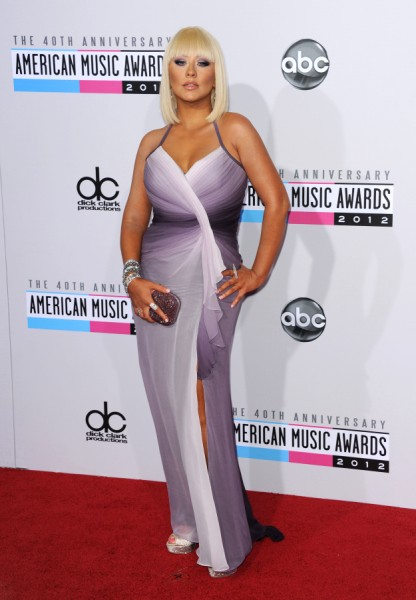 Christina Aguilera Pregnant Again? Singer Drops Pounds For Baby Bump 0326