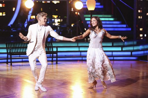 Cody Simpson Dancing With the Stars Samba Video 4/14/14 #DWTS