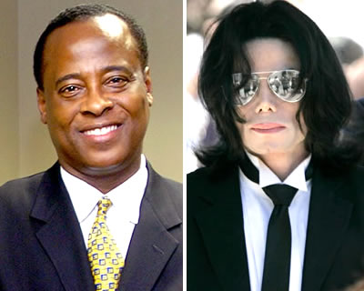 Dr. Conrad Murray Called Las Vegas Stripper Right Before Michael Jackson's Death