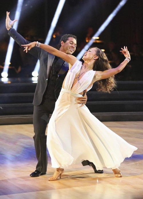 Corbin Bleu Dancing With the Stars Rumba Video 11/18/13