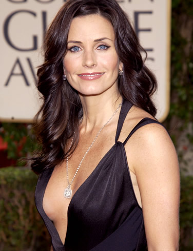 Courteney Cox Offered $1 Million To Promote Dating Site