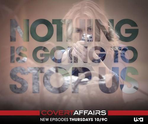 "Covert Affairs Recap - Stephanie Shot! Season 5 Episode 14 ""Transport Is Arranged"""