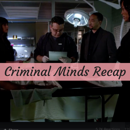 "Criminal Minds Recap 3/15/17: Season 12 Episode 16 ""Assistance Is Futile"""