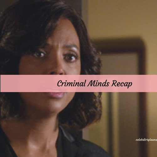"Criminal Minds Recap 4/5/17: Season 12 Episode 19 ""True North"""