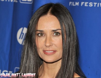 Nitrous Oxide Is Demi Moore's Drug Of Choice