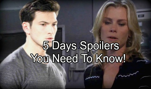 5 Days of Our Lives Spoilers You Need To Know