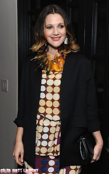 Drew Barrymore Will Marry Before Baby Is Born