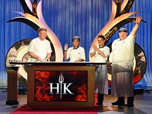 """Hell's Kitchen Recap 04/15/21: Season 19 Episode 15 """"What Happens in Vegas..."""""""
