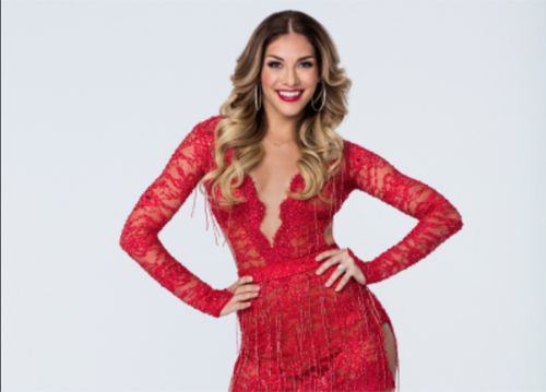 Allison Holker Returns To Dancing With the Stars Season 23 After Having Baby!