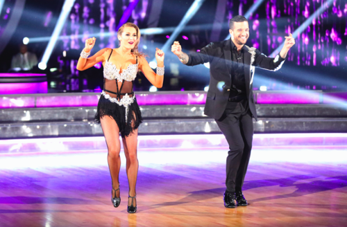 Alexa PenaVega Dancing With The Stars Salsa Video Season 21 Week 2 – 9/21/15 #DWTS