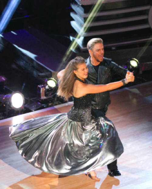 Bindi Irwin Dancing With The Stars Waltz Video Season 21 Week 2 – 9/22/15 #DWTS