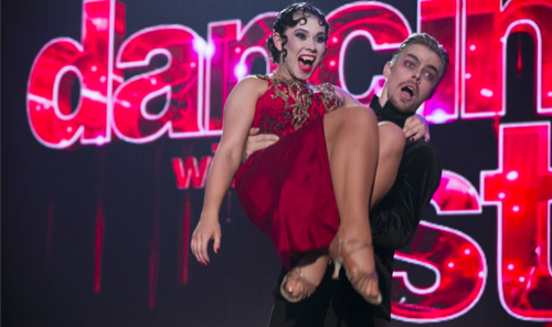 Bindi Irwin Dancing With The Stars Foxtrot Video Season 21 Week 8 – 11/2/15 #DWTS