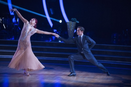 Bonner Bolton Dancing With The Stars Tango Video Season 24 Episode 5 – 4/17/17 #DWTS