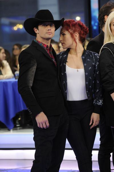 Bonner Bolton Dancing With The Stars Viennese Waltz Video Season 24 Episode 2 – 3/27/17 #DWTS