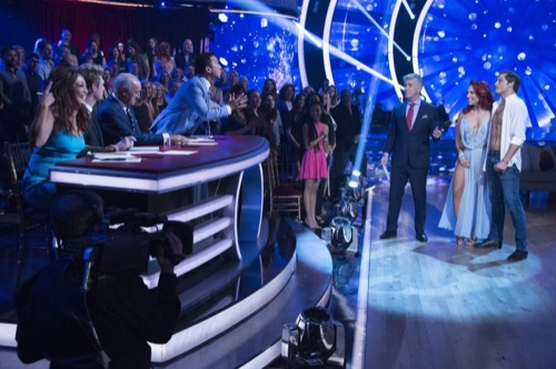 Bonner Bolton Dancing With The Stars Paso Doble Season 24 Episode 7 – 5/1/17 #DWTS