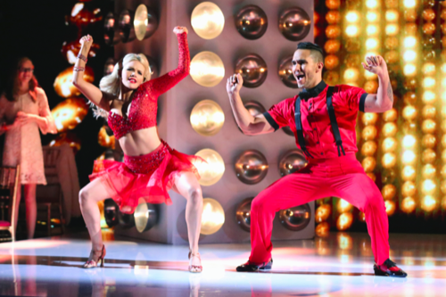 Carlos PenaVega Dancing With The Stars Foxtrot Video Season 21 Week 2 – 9/21/15 #DWTS