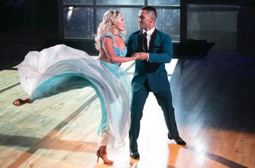 Carlos PenaVega Dancing With The Stars Jazz Video Season 21 Week 3 – 9/28/15 #DWTS