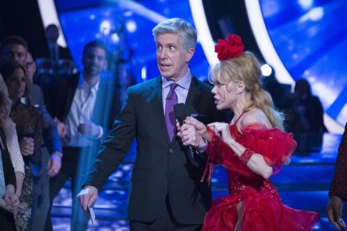 Charo Dancing With The Stars Foxtrot Video Season 24 Episode 3 – 4/3/17 #DWTS
