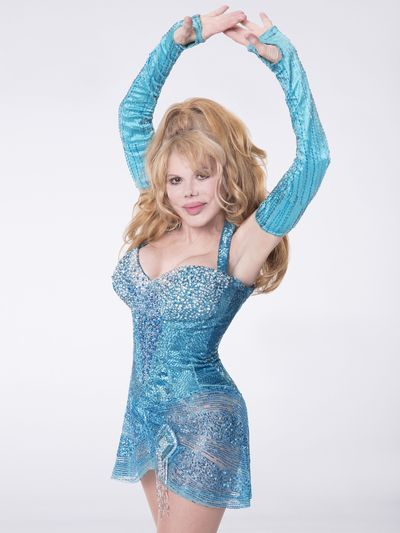 Charo Dancing With The Stars Salsa Video Season 24 Premiere – 3/20/17 #DWTS
