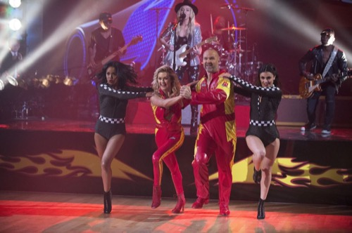 David Ross Dancing With The Stars Argentine Tango Season 24 Episode 6 – 4/24/17 #DWTS