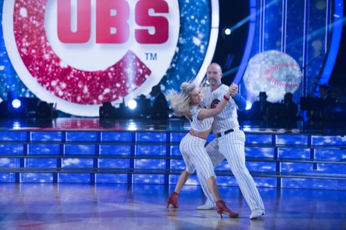 David Ross Dancing With The Stars Cha Cha Video Season 24 Episode 2 – 3/27/17 #DWTS