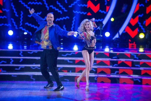 David Ross Dancing With The Stars Jazz Video Season 24 Episode 3 – 4/3/17 #DWTS