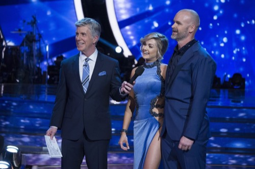 WATCH David Ross Dancing With The Stars Finale Freestyle Video: Season 24 Episode 10 #DWTS