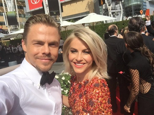 Derek and Julianne Hough Return to 'Dancing With The Stars' Season 23