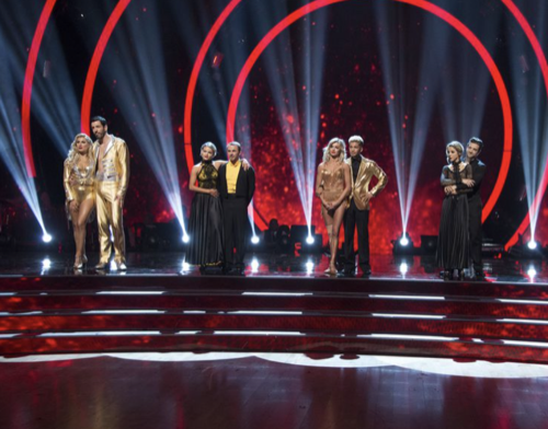 'Dancing With the Stars' Closes on Low Note