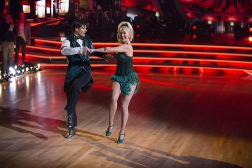 Erika Jayne Dancing With The Stars Cha Cha Video Season 24 Episode 4 – 4/10/17 #DWTS