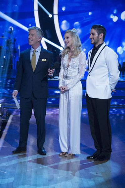 Heather Morris Dancing With The Stars Jazz Video Season 24 Episode 5 – 4/17/17 #DWTS