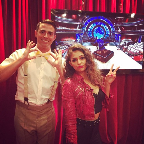 Jonathan Bennett and Peta Murgatroyd Dancing With The Stars Jitterbug VIdeo Season 19 Week 5 #DWTS
