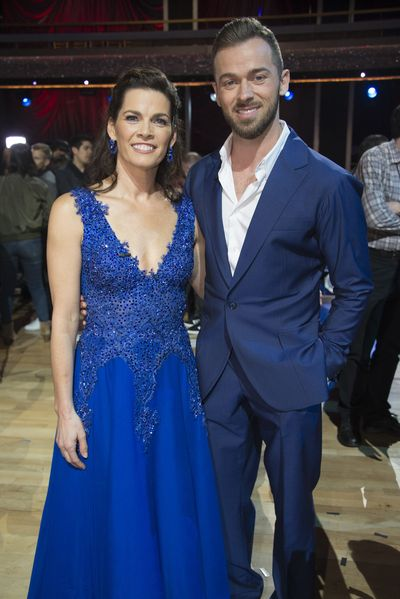 Nancy Kerrigan Dancing With The Stars Paso Doble Video Season 24 Episode 6 – 4/24/17 #DWTS