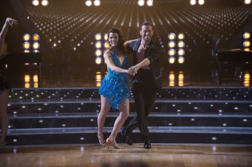 Nancy Kerrigan Dancing With The Stars Foxtrot Video Season 24 Episode 4 – 4/10/17 #DWTS