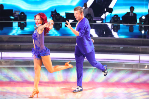 Nick Carter Dancing With The Stars Jive Video Season 21 Week 2 – 9/21/15 #DWTS