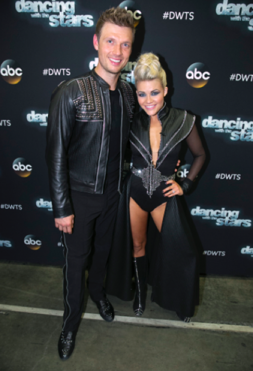Nick Carter Dancing With The Stars Argentine Tango Video Season 21 Week 7 – 10/26/15 #DWTS