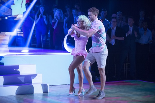 Nick Viall Dancing With The Stars Argentine Tango Season 24 Episode 7 – 5/1/17 #DWTS