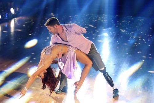 Noah Galloway Dancing With The Stars Samba Video Season 20 Week 2 - 3/23/15 #DWTS
