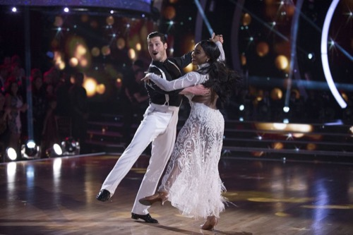 Normani Kordei Dancing With The Stars Cha Cha Video Season 24 Episode 2 – 3/27/17 #DWTS