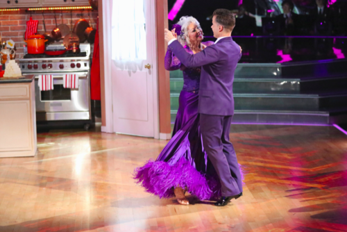 Paula Deen Dancing With The Stars Rumba Video Season 21 Week 2 – 9/21/15 #DWTS