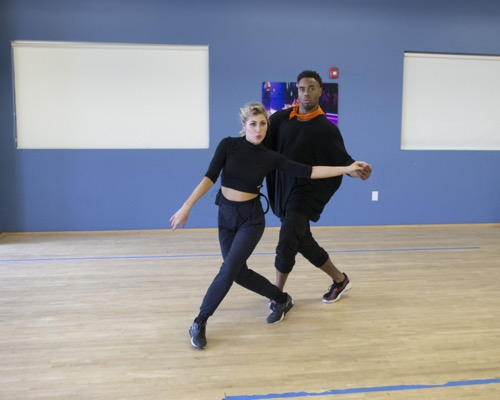 WATCH Rashad Jennings Dancing With The Stars Finale Freestyle Video: Season 24 Episode 10 #DWTS