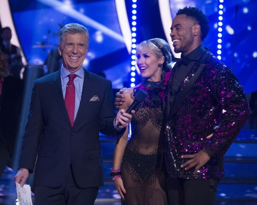 Rashad Jennings Dancing With The Stars Paso Doble Season 24 Episode 7 – 5/1/17 #DWTS