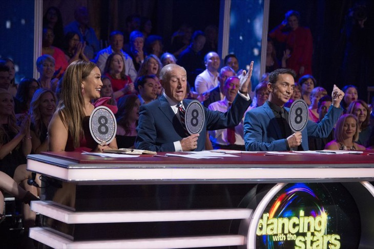 "Dancing With the Stars Recap 10/2/17: Season 25 Week 3 ""Guilty Pleasures"""