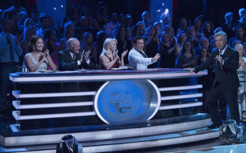 """Dancing With the Stars (DWTS) Recap - Rick Perry and Emma Slater Eliminated: Season 23 Episode 3a """"The Results"""""""