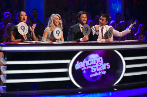 "Dancing With the Stars 2015 Recap - Paula Deen Eliminated: Season 21 Episode 6 ""Famous Dances Night"""